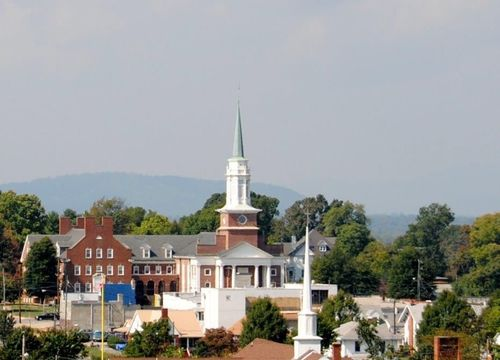 City of Lynchburg