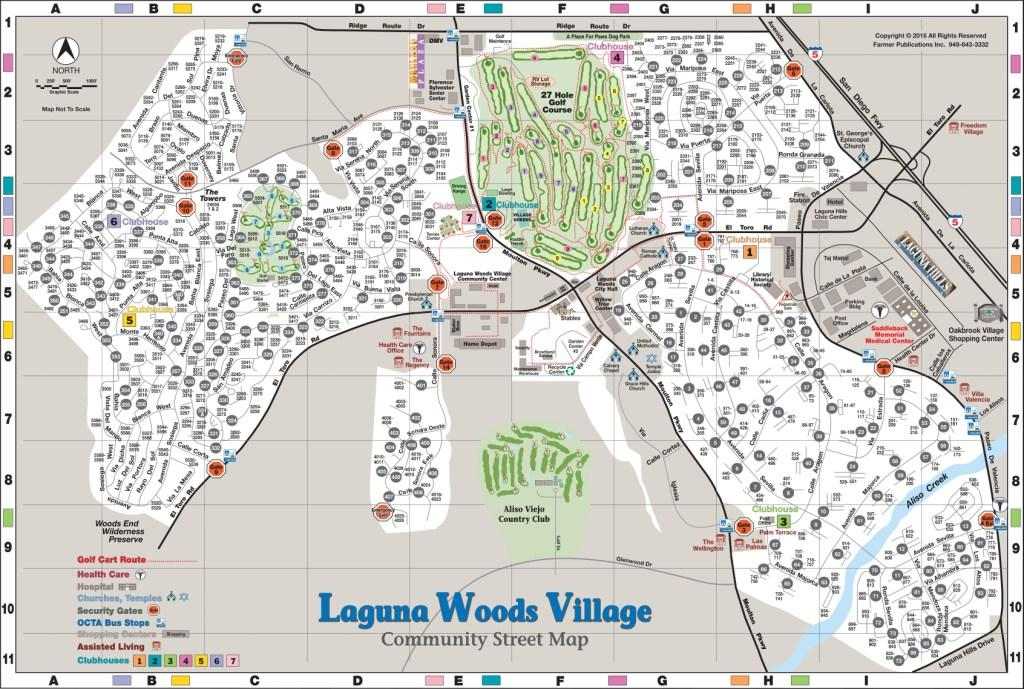 Laguna Woods Homes for Sale - Real Estate Agency