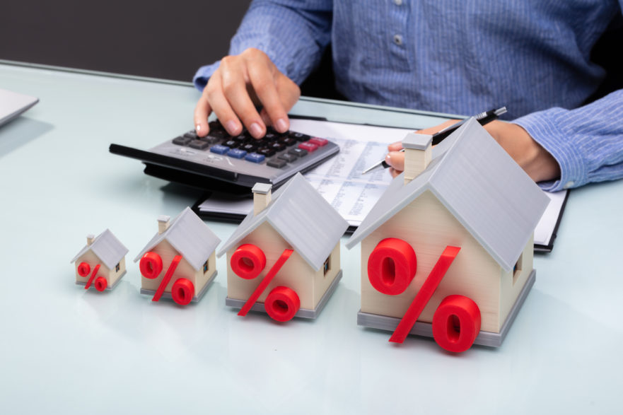 Homeowner calculating a good Cap Rate on a rental property
