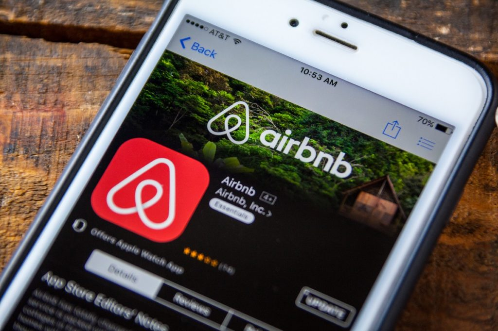 A property manager can also take care of your vacation rentals - such as Airbnb