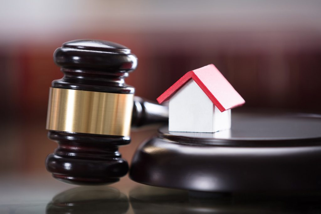 A property manager can help you avoid legal hassles.