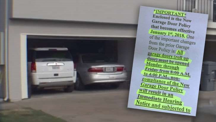 Homeowners Association Enacts Insane Policy Forcing Residents To