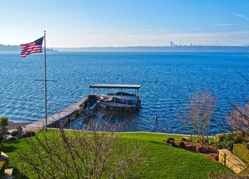 Inland Lakefront
