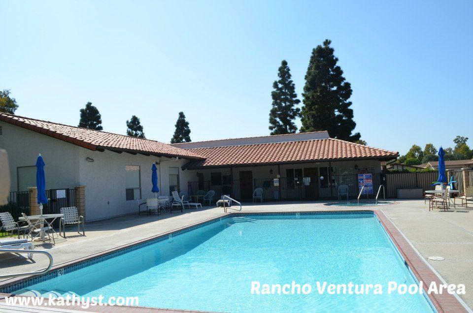 Rancho Ventura Senior Community Pool Area