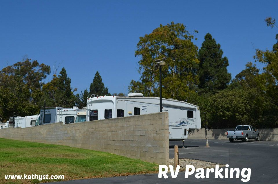 Rancho Ventura Senior Community RV Parking Area