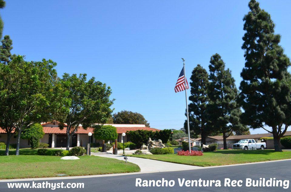 Rancho Ventura Senior Community Rec Building