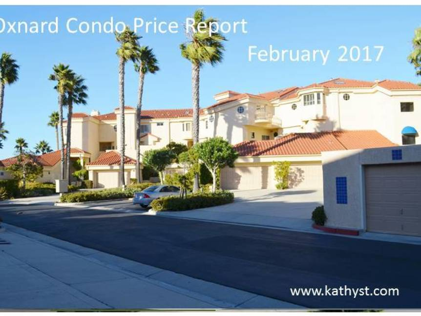 Oxnard Condo Price Report February 2017 example of Oxnard Condo