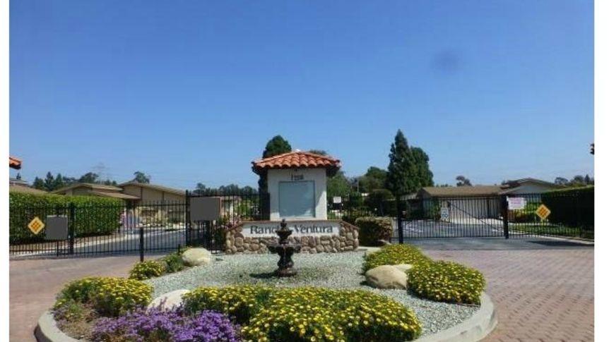 Rancho Ventura Gated Entrance