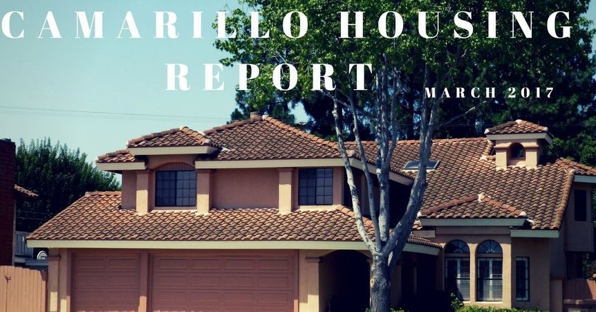 Camarillo Housing Report March 2017 example of Camarillo Home