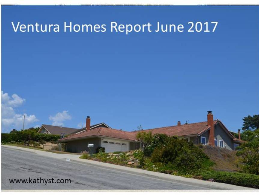 Ventura Homes Report June 2017 example of Ventura Home