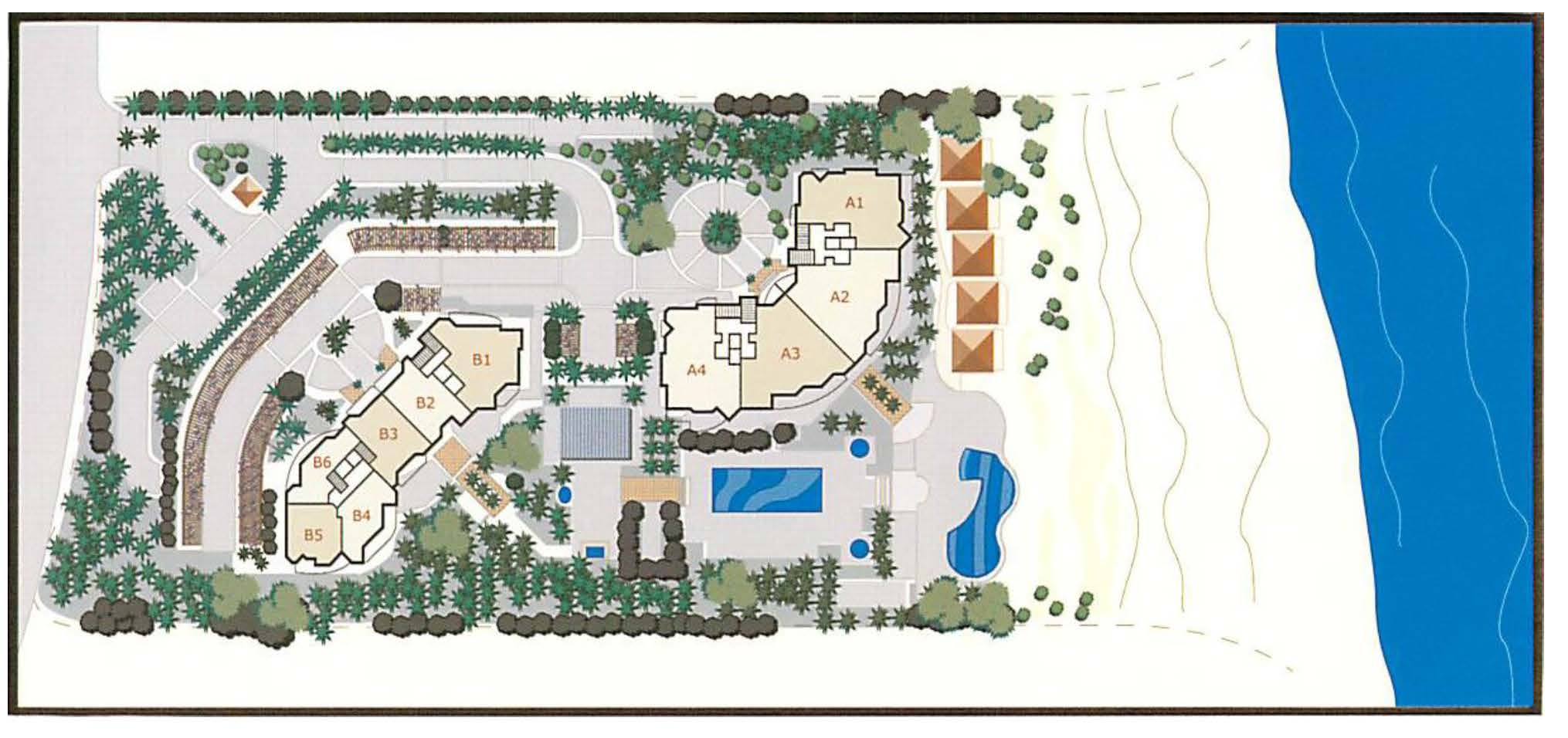 Ritz Site Plan