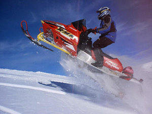 Snowmobiling Swan Valley Idaho | Winter Activities Southeast Idaho