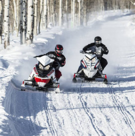 Snowmobile trail report