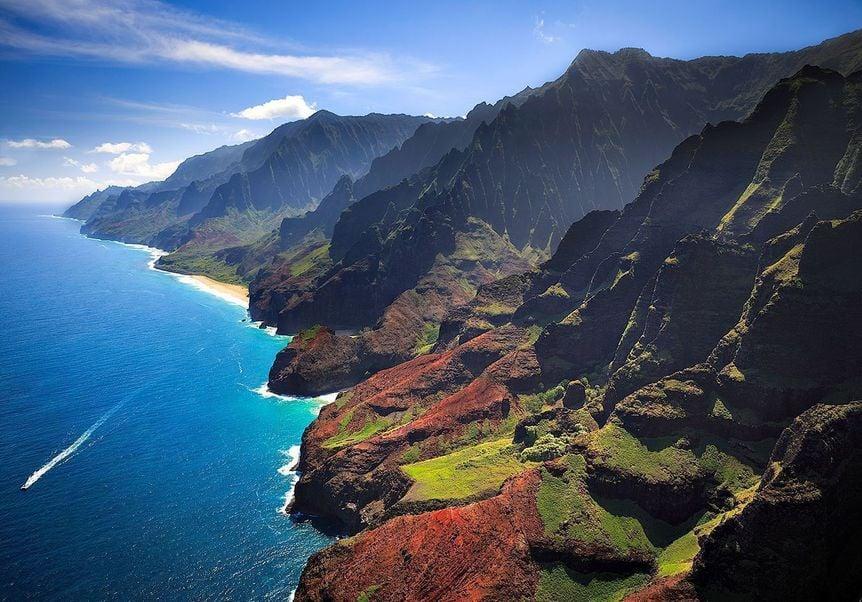Kauai Photography Na Pali Coast