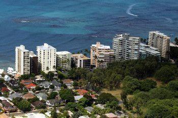 Hawaii Developer Aerial of Honolulu