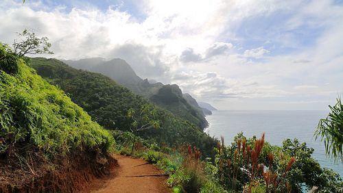 Kauai budget - na pali coast