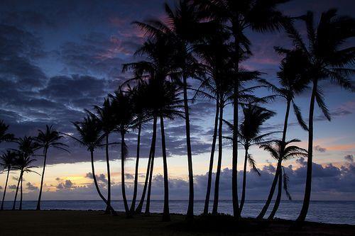 Kapaa Kauai Sunset