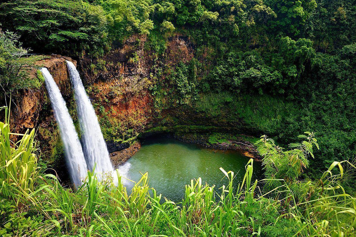 wailua falls kauai