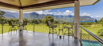 Hanalei Plantation Road House Auction -...
