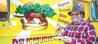 Our Town's Best Burger 2015
