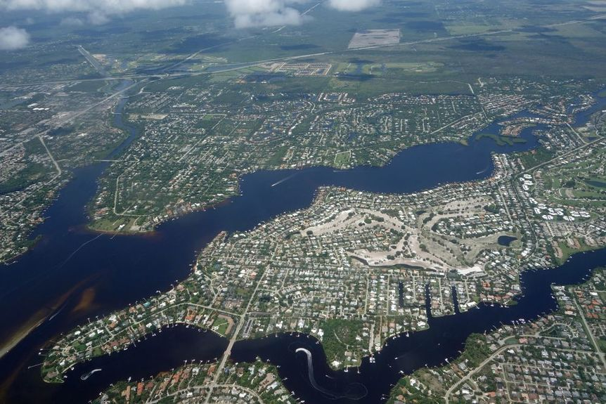Loxahatchee in Palm Beach County, florida