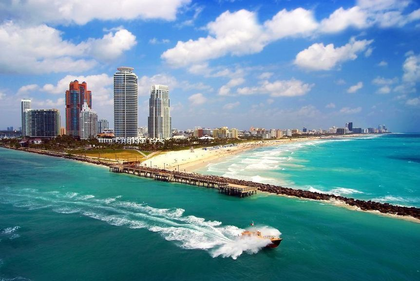 Miami in Miami-Dade County, Florida