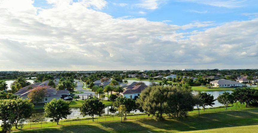 Davie in Broward County, Florida