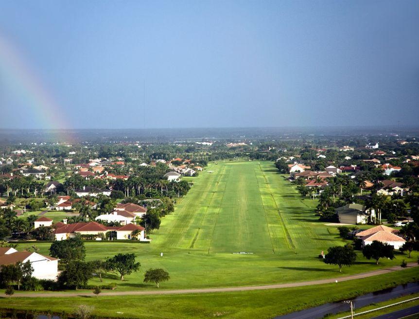 Wellington in Palm Beach Florida