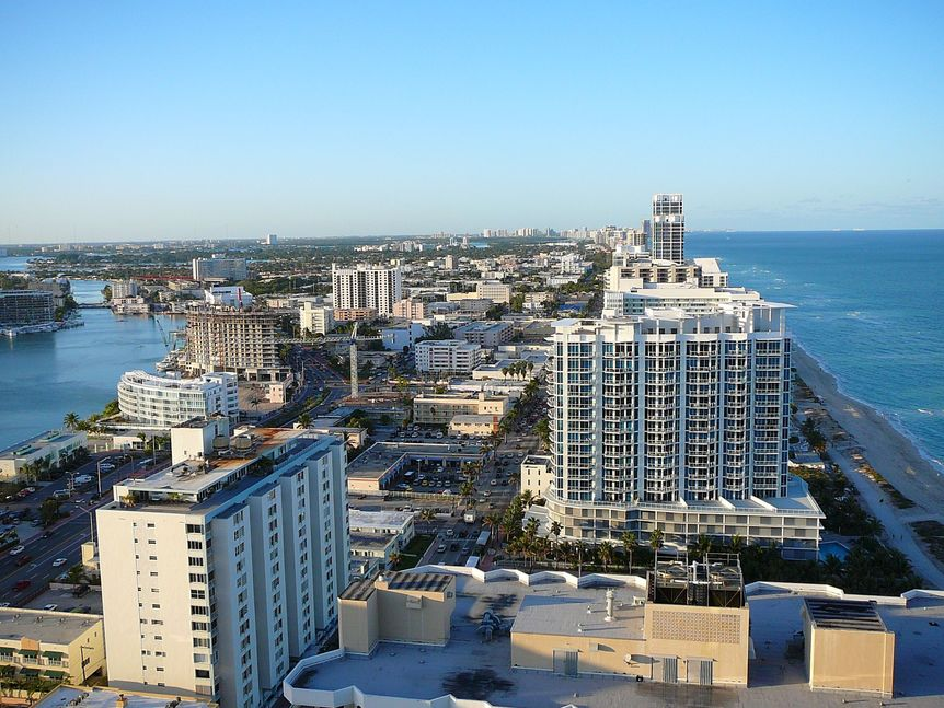 North Bay Village in Miami-Dade County, Florida