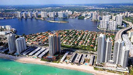 North Miami in Miami-Dade County, Florida