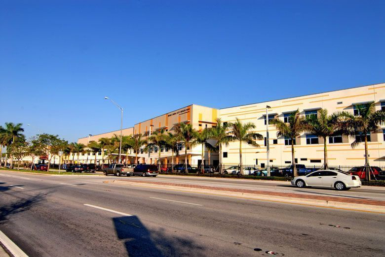 Carol City in Miami-Dade County, Florida