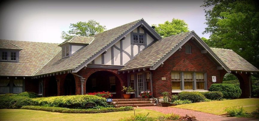 Forest Park homes for sale Birmingham AL Tudor cottage image