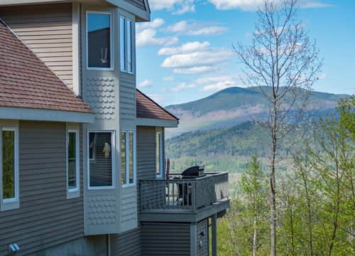 Locke Mountain Townhomes at Sunday River