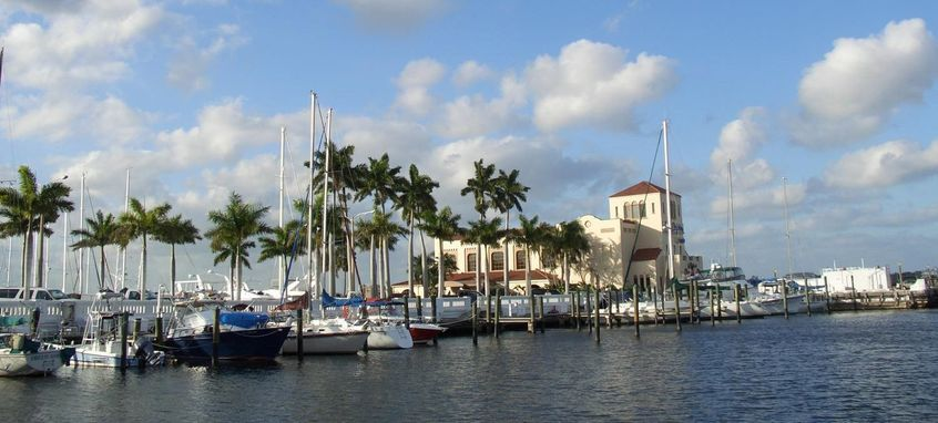 Twin Dolphin Marina Bradenton Florida