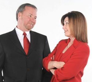 Donna and Tom Murphy, Realtors
