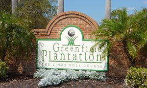 Greenfield Plantation monument