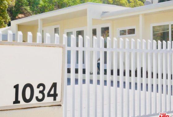 1034 N Hillcrest Road - Trousdale Estates 90210