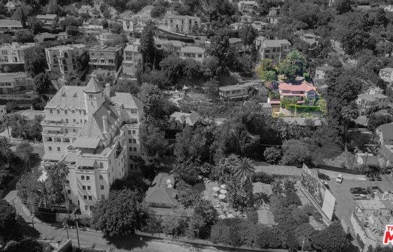 Villa Marmont - Chateau Marmont Sunset Strip