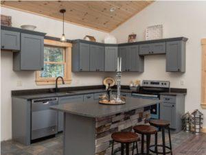 Kitchen in 54 Mt. Will Farm Rd.