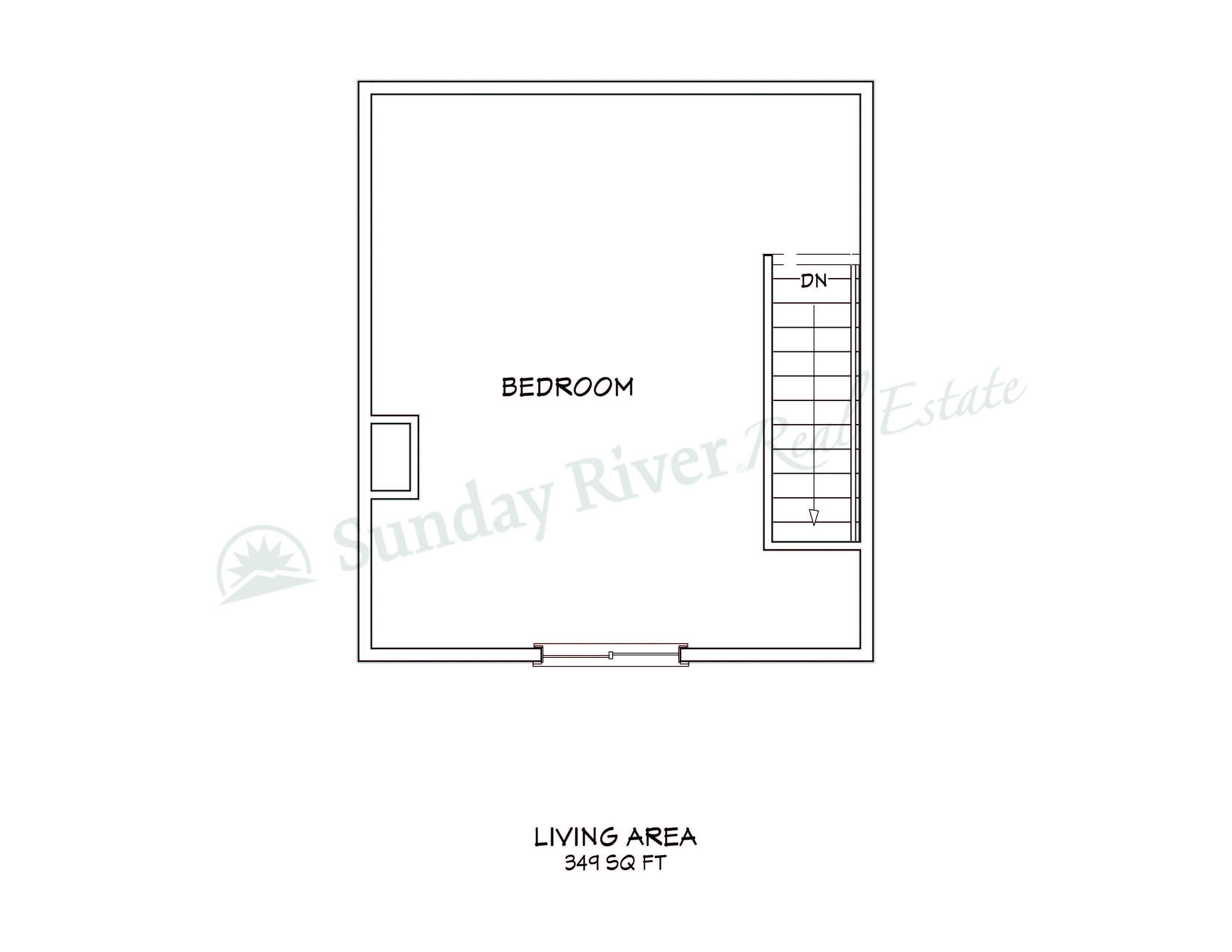 2-Bedroom Upper