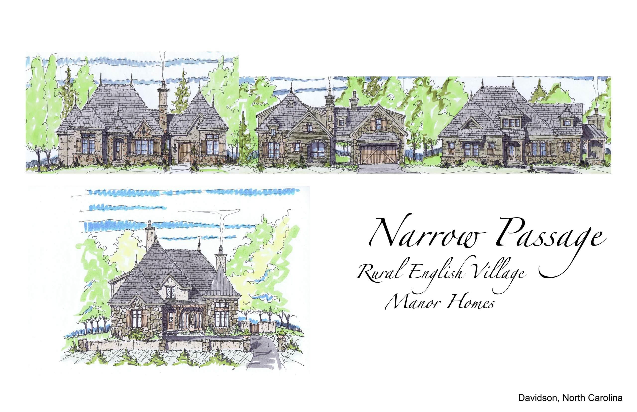 Narrow Passage Manor Homes