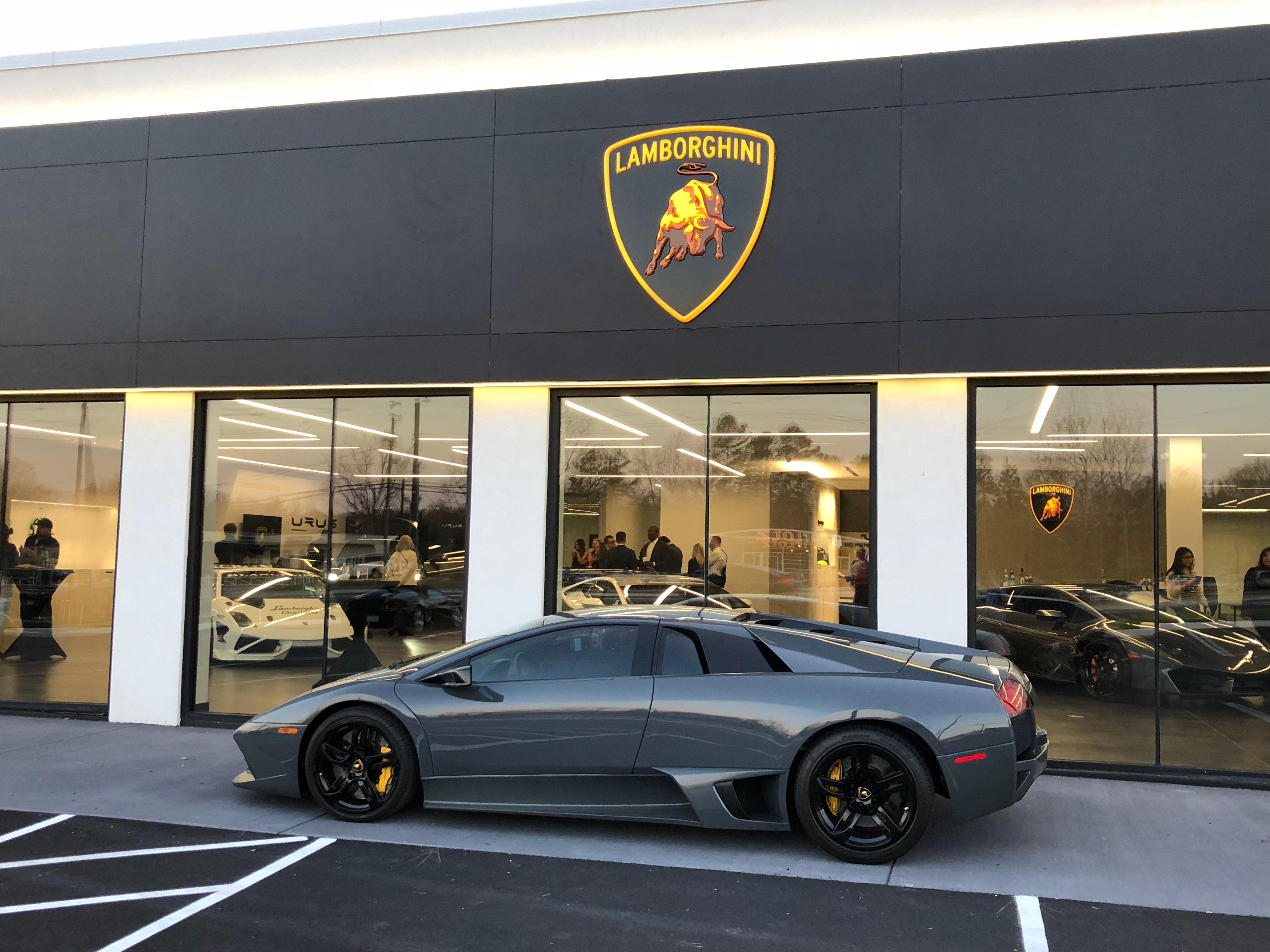 Ford Dealership Charlotte Nc >> Lamborghini Carolinas - Charlotte Opens Its Doors