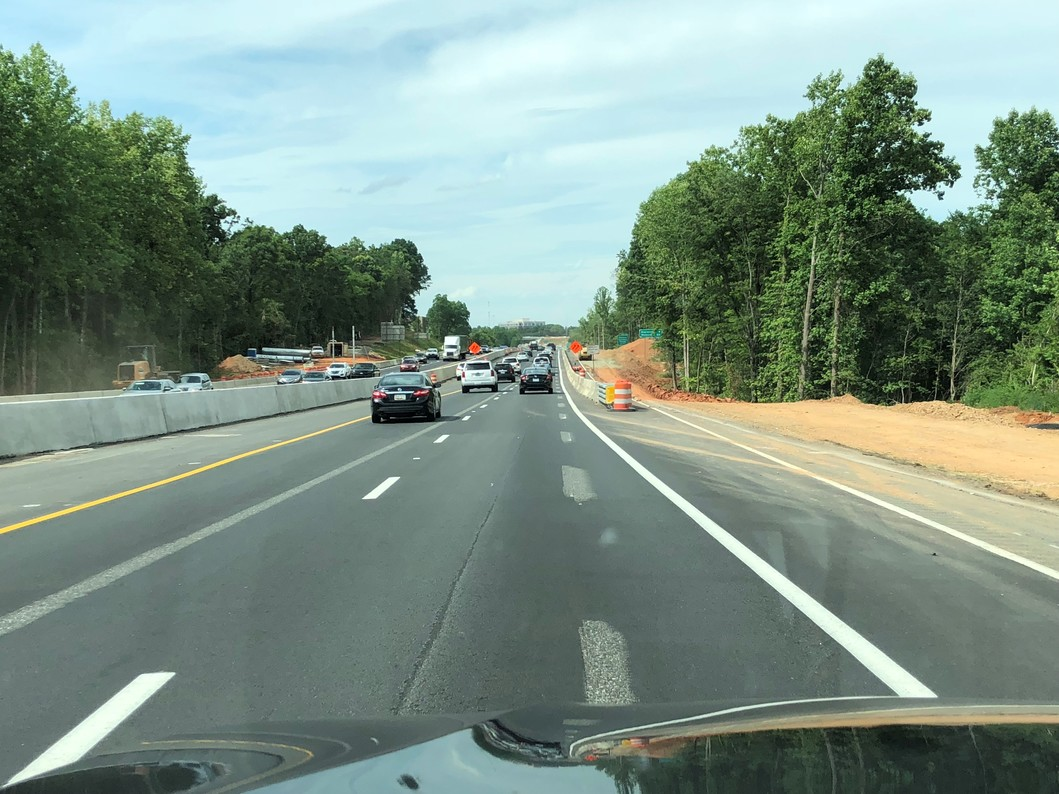 I-77 Widening Project May Not Have Toll Lanes After All