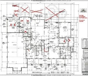 3131 Maple Way Drive First Floor Plan