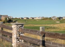 Woodmen Hills Golf Course Community, Falcon