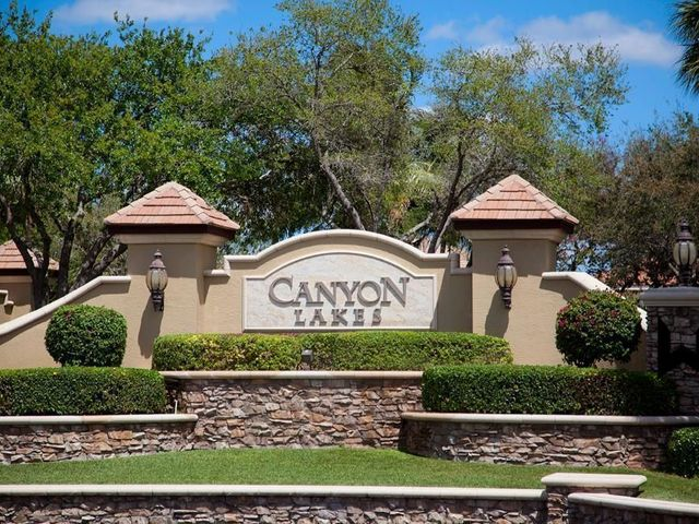Canyon Lakes