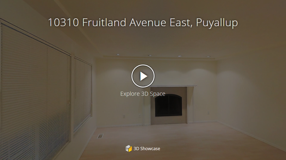 3D Home Tour of 10310 Fruitland Ave E in Puyallup