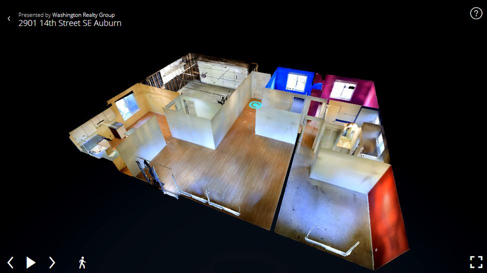2901 14th St SE Auburn 3D Model