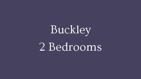 Buckley 2 Bedroom real estate