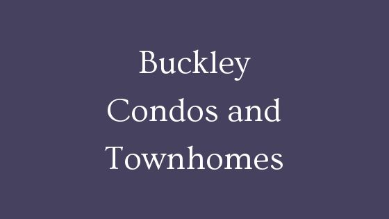 Buckley condos and townhomes